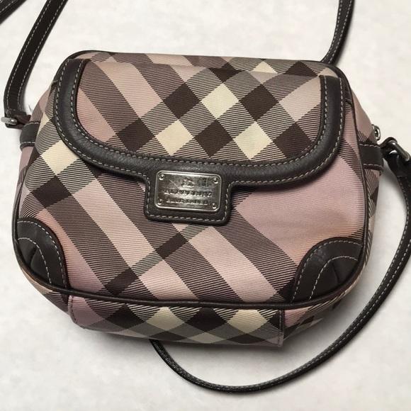 19fc2d9917d3 Burberry Handbags - Burberry Blue label crossbody sling bag